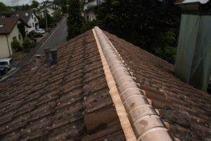 Kupferdachfirst